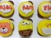 cupcake animales