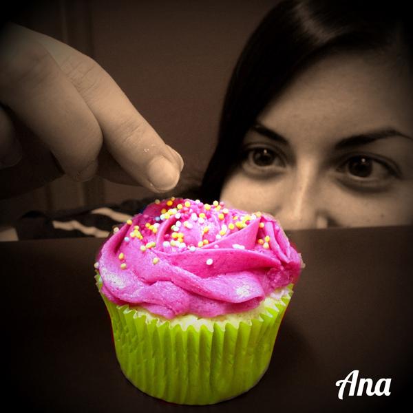 la gata golosa de las cupcakes